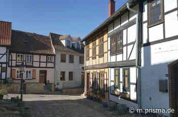 Unter Dach und Fach - Quedlinburg und sein Welterbe - MDR - TV-Programm - Prisma