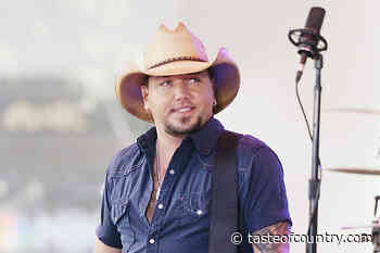 Jason Aldean's Youngest Daughter Reveals His Ticklish Side - Taste of Country