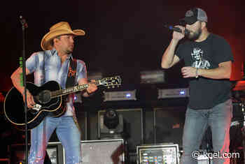 For Tyler Farr, Working With Jason Aldean Is Like Hitting the 'Jackpot' - AM 950 KOEL