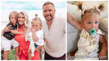 Jason Aldean's Baby Girl (Navy Rome's Cutest Moments Video) - Country Fancast