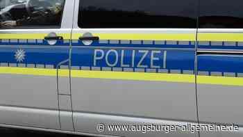 Autofahrer prallt gegen einen Baum - Augsburger Allgemeine