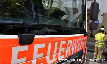 Schwelbrand in Sengenthal - Mittelbayerische