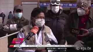 Reportan 53 personas con coronavirus en Patacamaya – eju.tv - eju.tv