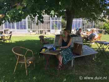 Rondje van Jette: 'Heerlijk, weer eens met een kop koffie op het terras' - De Utrechtse Internet Courant