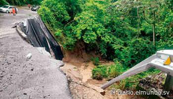Habilitarán vía alterna para ingresar al cantón Apulo en Ilopango - Diario El Mundo