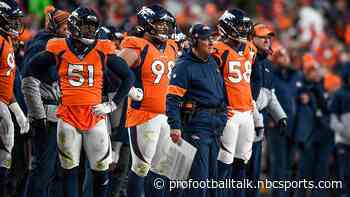 """Broncos players have """"great understanding"""" after talk with Vic Fangio"""