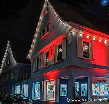 ANZEIGE - Meßkirch: Langer Einkaufsabend Messkirch: Meßkirchs Altstadt erstrahlt morgen in glühendem Rot - SÜDKURIER Online
