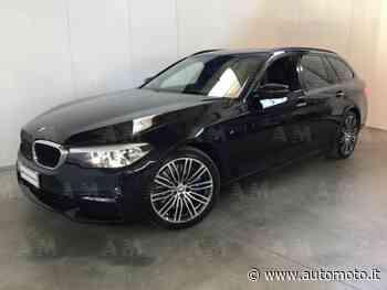Vendo BMW Serie 5 Touring 540d xDrive Msport usata a Olgiate Olona, Varese (codice 7532687) - Automoto.it