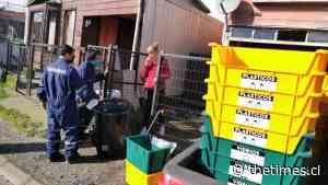 Se inicia entrega de Kits de reciclaje de programa Ancud Composta - THE TIMES CHILE