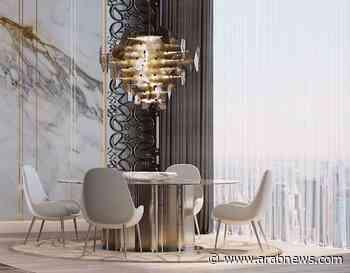 Lebanese designer Elie Saab debuts furniture collection - Arab News