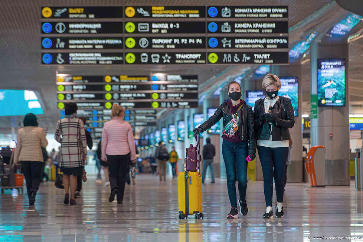 Passengers can now get COVID-19 antibody test at Moscow Domodedovo - Travel Daily