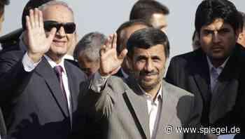 Iran: Ahmadinedschad will bei Präsidentschaftswahlen kandidieren - DER SPIEGEL