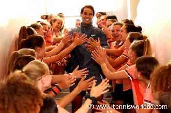 """Ehemalige Weltnummer 1: """"Rafael Nadal wird mindestens einen Slam pro Jahr gewinnen"""" - Tennis World DE"""
