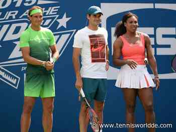 Evert:'Roger Federer und Rafael Nadal wissen,dass die Zeit nicht auf ihrer Seite ist' - Tennis World DE