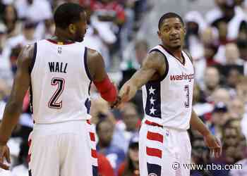 The history of the Wizards' fan-favorite Stars & Stripes uniform series