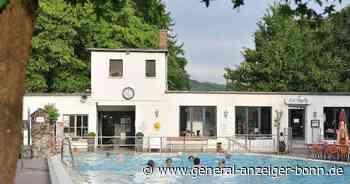 Thermalfreibad in Sinzig: Sanierung am Bad Bodendorfer Nostalgiebad soll dieses Jahr beginnen - General-Anzeiger