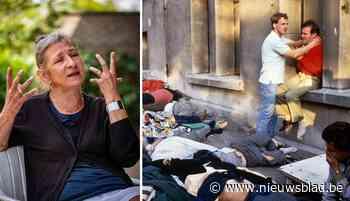 """Hilde dacht decennialang dat haar man onmiddellijk was gestorven in Heizeldrama, tot die ene foto opdook: """"Ik was totaal in de war"""" - Het Nieuwsblad"""