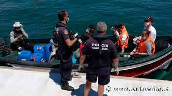 Polícia Marítima interceta sete marroquinos em barco na Ria Formosa - Barlavento Online