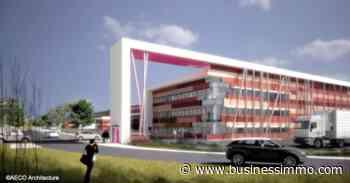 Virtuo réalise une plate-forme logistique de 36 000 m2 à Miribel - Business Immo