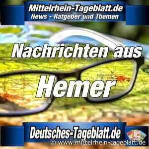 Stadt Hemer - Gesellschaft: Frühzeitige Beteiligung der Öffentlichkeit: Bebauungsplan Nr. 105 Kantstraße - Mittelrhein Tageblatt