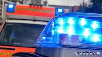 Lennestadt: Junge (13) fährt mit E-Bike gegen Laterne - Westfalenpost
