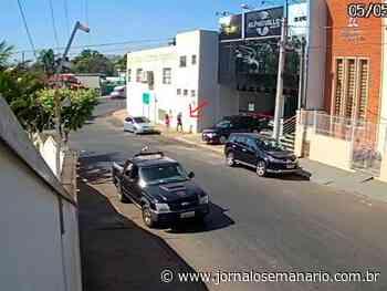 Quadrilha invade revendedora em Elias Fausto e leva seis carros - Jornal O Semanário