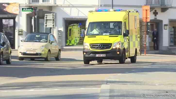 Het was de zwaarst getroffen gemeente van België, maar nu kent Alken al twee weken geen nieuwe besmettingen