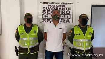 Capturan en Campo de La Cruz a hombre buscado por homicidio - El Heraldo (Colombia)