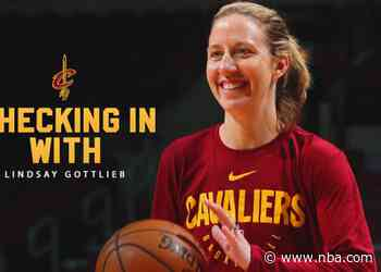 Checking In with: Lindsay Gottlieb
