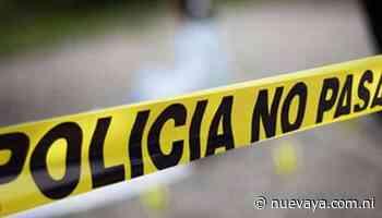 Motociclista pierde la vida al estrellarse contra un caballo en El Sauce, León - La Nueva Radio YA