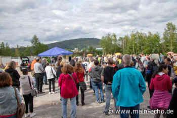 200 Teilnehmer bei Kundgebung für Grundrechte und gegen Impfpflicht in Miltenberg - Main-Echo