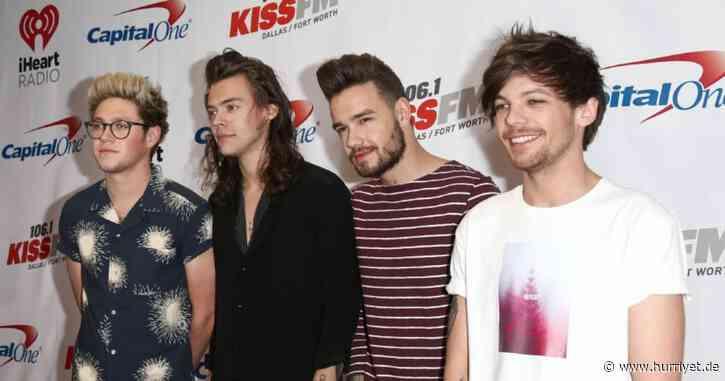 One-Direction-Sänger Liam Payne glaubt dieses Jahr an Reunion zum 10. Bandjubiläum - Hürriyet.de