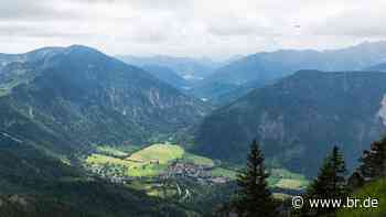 Wendelstein-Seilbahn wieder in Betrieb - BR24