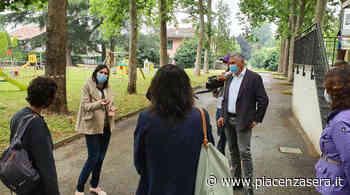 """Podenzano, riapre il centro estivo per 25 bambini. Visita di Schlein """"Vicini a Piacenza"""" - piacenzasera.it"""