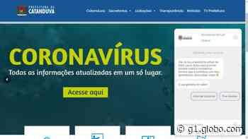 Catanduva usa inteligência artificial para fazer triagem de pacientes com suspeita de Covid-19 - G1