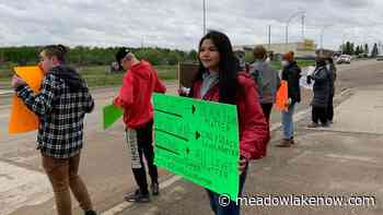 Meadow Lake rallies in support of Black Lives Matter movement - meadowlakeNOW