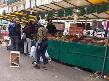 Seine-Saint-Denis. Le marché de Chanzy, à Livry-Gargan et Pavillons, rouvre enfin demain - actu.fr