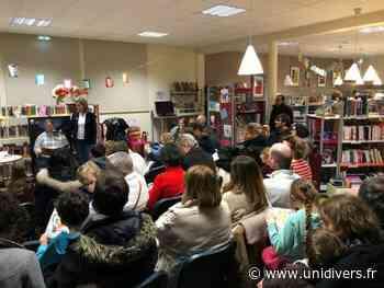Moment de lecture Bibliothèque municipale de Feucherolles Bibliothèque municipale de Feucherolles 18 janvier 2020 - Unidivers
