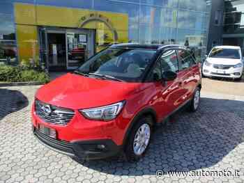 Vendo Opel Crossland X 12V Advance nuova a Porto Mantovano, Mantova (codice 7605090) - Automoto.it