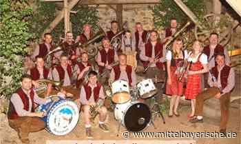 Blaskapelle Dietersdorf beim Musiksommer - Mittelbayerische