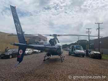 Trabalhador é gravemente ferido por equipamento agrícola em Marialva - Portal GMC Online : Portal GMC Online - GMC Online