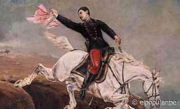 Día de la Bandera: Rememora la proeza de Alfonso Ugarte en la Batalla de Arica - ElPopular.pe
