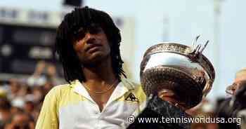 Gael Monfils to Yannick Noah: You holding French Open trophy with one hand was great - Tennis World USA