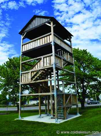Museum society pitches observation tower to councils - The Cold Lake Sun