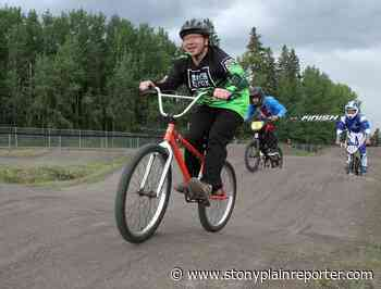 BMX riding getting back on track in Stony Plain - Stony Plain Reporter