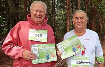 Garchinger Brüderpaar läuft für den guten Zweck - Garching an der Alz - Passauer Neue Presse