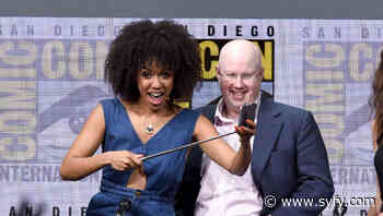 Doctor Who alums Steven Moffat, Pearl Mackie and Matt Lucas reunite to support Black Lives Matter - SYFY WIRE