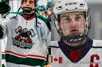 Young hockey players making Temiscaming proud - BayToday