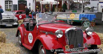 Wegen der Corona-Gefahr: Rotary Oldtimer Days Monschau 2020 abgesagt - Aachener Zeitung