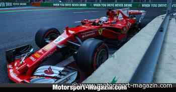 Formel 1, Baku-History: Sebastian Vettel foult Lewis Hamilton - Motorsport-Magazin.com